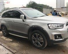 Bán Chevrolet Captiva Revv LTZ 2.4 AT năm 2016, màu bạc   giá 655 triệu tại Hà Nội