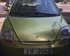 Cần bán gấp Chevrolet Spark Van 0.8 MT đời 2010, màu vàng giá 80 triệu tại Bình Định