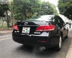 Cần bán Toyota Camry 2.4G đời 2009, màu đen, giá 535tr giá 535 triệu tại Hà Nội