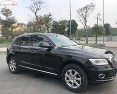 Bán Audi Q5 AT năm 2015, màu đen, nhập khẩu như mới giá 1 tỷ 180 tr tại Hà Nội