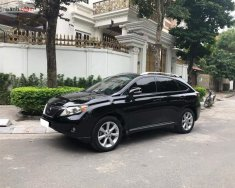 Xe Lexus RX 350 AWD sản xuất 2010, màu đen, xe nhập giá 1 tỷ 550 tr tại Hà Nội