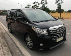 Chính chủ cần bán xe Toyota Alphard Executive sản xuất năm 2016, màu đen giá 2 tỷ 899 tr tại Hà Nội