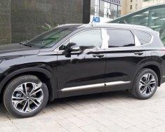 Bán ô tô Hyundai Santa Fe đời 2020, màu đen giá 1 tỷ 200 tr tại Thanh Hóa