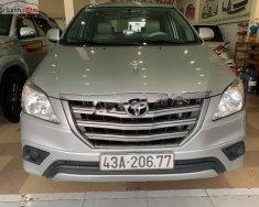 Bán Toyota Innova 2.0E 2016, màu bạc, xe gia đình  giá 540 triệu tại Đà Nẵng