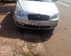 Cần bán Hyundai Accent 1.4 MT đời 2009, màu bạc, xe nhập giá 198 triệu tại Đắk Nông
