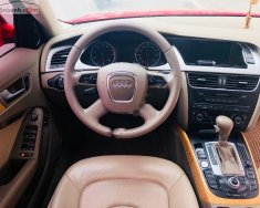 Bán ô tô Audi A4 sản xuất 2008, màu đỏ, nhập khẩu, 480 triệu giá 480 triệu tại Hà Nội