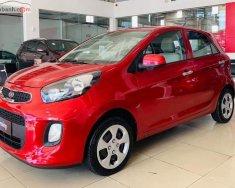 Bán Kia Morning AT đời 2020, màu đỏ, giá cạnh tranh giá 339 triệu tại Đắk Lắk