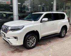 Bán ô tô Toyota Prado VX năm sản xuất 2018, màu trắng, nhập khẩu giá 2 tỷ 280 tr tại Hà Nội