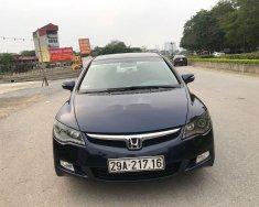 Cần bán gấp Honda Civic 2.0AT đời 2006, màu đen số tự động giá 272 triệu tại Hà Nội