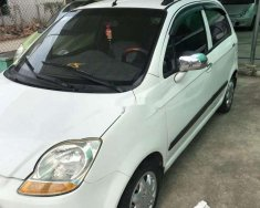 Bán xe Chevrolet Spark sản xuất năm 2009, màu trắng giá 110 triệu tại Bình Dương