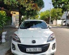 Cần bán xe Mazda 3 MT năm sản xuất 2012, màu trắng số sàn giá 355 triệu tại Đà Nẵng