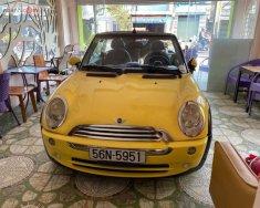 Cần bán lại xe Mini Cooper AT đời 2006, màu vàng, nhập khẩu giá 498 triệu tại Tp.HCM