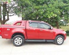Bán Chevrolet Colorado LTZ 2.8 4x4 MT sản xuất 2015, màu đỏ, nhập khẩu Thái số sàn giá 399 triệu tại Hà Nội