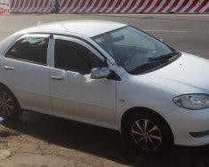 Bán Toyota Vios 1.5G năm sản xuất 2004, màu trắng, giá tốt giá 215 triệu tại Bình Dương