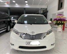 Bán Toyota Sienna Limited 3.5 AWD năm 2013, màu trắng, xe nhập giá 2 tỷ 150 tr tại Hà Nội