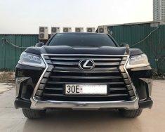 Bán xe Lexus LX 570 2016, màu đen xe nhập Lexus Việt Nam  giá 6 tỷ 500 tr tại Hà Nội
