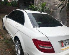 Bán Mercedes C200 Class 2013, màu trắng giá 628 triệu tại Hà Nội