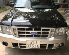 Cần bán xe Ford Ranger năm 2004, màu đen, nhập khẩu nguyên chiếc giá 160 triệu tại Tp.HCM