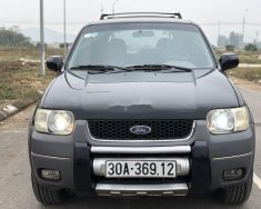Cần bán gấp Ford Escape 3.0AT đời 2002 số tự động giá 135 triệu tại Hà Nội