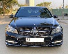 Bán Mercedes C250 năm 2013, màu đen, nhập khẩu giá 595 triệu tại Tp.HCM