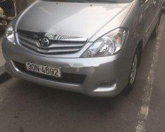 Bán ô tô Toyota Innova G năm sản xuất 2009, màu bạc, nhập khẩu nguyên chiếc giá cạnh tranh giá 352 triệu tại Hà Nội