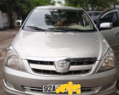 Cần bán gấp Toyota Innova sản xuất 2007, màu ghi vàng  giá 255 triệu tại Đà Nẵng