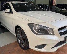 Cần bán lại xe Mercedes CLA đời 2015, màu trắng, nhập khẩu nguyên chiếc giá 855 triệu tại Bình Dương