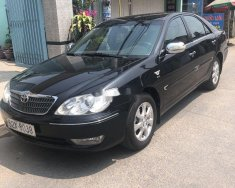 Cần bán Toyota Camry sản xuất 2004, màu đen, 330tr giá 330 triệu tại Tp.HCM