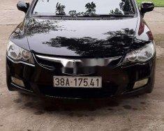 Cần bán gấp Honda Civic năm sản xuất 2009, màu đen xe gia đình giá 280 triệu tại Hà Tĩnh