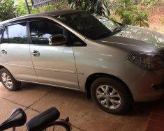 Cần bán lại xe Toyota Innova 2006, màu bạc, xe gia đình giá 300 triệu tại Đắk Lắk
