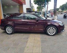 Cần bán lại xe Audi A3 2013, màu đỏ, nhập khẩu nguyên chiếc số tự động, giá tốt giá 690 triệu tại Đà Nẵng