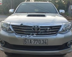 Bán Toyota Fortuner 2.5G đời 2014, màu bạc, xe gia đình giá 658 triệu tại Đồng Tháp