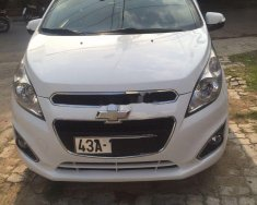 Bán Chevrolet Spark 2015, màu trắng, nhập khẩu số tự động, giá chỉ 258 triệu giá 258 triệu tại Đà Nẵng