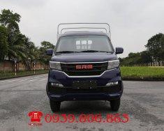 Xe tải nhẹ Dongben SRM 930kg thùng dài 2.7m, hỗ trợ trả góp giao xe tận nhà giá 205 triệu tại Tp.HCM