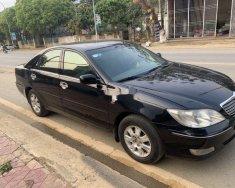 Cần bán gấp Toyota Camry 2004, màu đen, xe nhập   giá 259 triệu tại Hà Nội