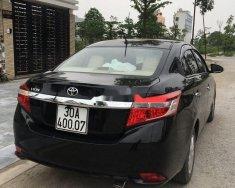 Cần bán xe Toyota Vios đời 2014, màu đen   giá 328 triệu tại Hà Nội