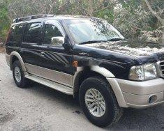 Bán xe Ford Everest đời 2005, màu đen, xe gia đình giá 258 triệu tại Đồng Tháp