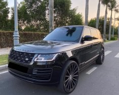 Bán LandRover Range Rover Autobiography LWB 5.0 sản xuất 2014, màu đen giá 5 tỷ 50 tr tại Hà Nội
