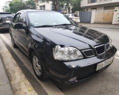 Cần bán Daewoo Lacetti 2007, màu đen, nhập khẩu giá 111 triệu tại Hà Nội