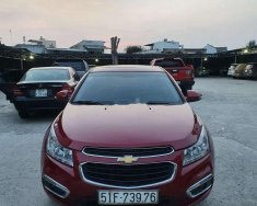 Cần bán lại xe Chevrolet Cruze năm 2017, màu đỏ như mới  giá 415 triệu tại Hà Nội