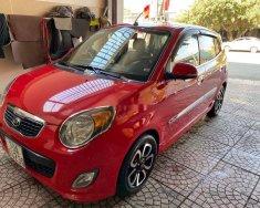 Bán Kia Morning 2010, màu đỏ, xe nhập, chính chủ giá 255 triệu tại Bình Dương