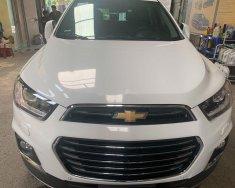 Bán xe Chevrolet Captiva năm 2016, màu trắng giá 650 triệu tại Tp.HCM