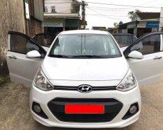Cần bán Hyundai Grand i10 sản xuất năm 2016, màu trắng, nhập khẩu nguyên chiếc, giá 280tr giá 280 triệu tại Hà Tĩnh