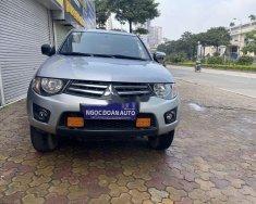 Cần bán lại xe Mitsubishi Triton GLX 4X2MT năm sản xuất 2014, màu bạc, nhập khẩu Thái Lan, giá chỉ 355 triệu giá 355 triệu tại Hà Nội
