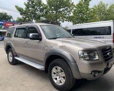 Cần bán gấp Ford Everest đời 2008, màu xám, giá tốt giá 385 triệu tại Tp.HCM