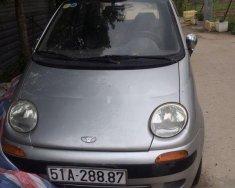 Bán xe Daewoo Matiz đời 2003, màu bạc, nhập khẩu nguyên chiếc chính chủ giá 60 triệu tại An Giang