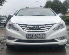 Bán Hyundai Sonata 2012, màu trắng, nhập khẩu   giá 525 triệu tại Hà Nội