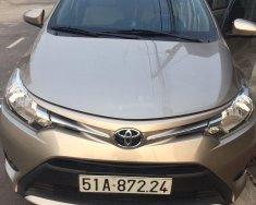 Cần bán gấp Toyota Vios năm 2014 chính chủ giá cạnh tranh giá 390 triệu tại Đồng Nai