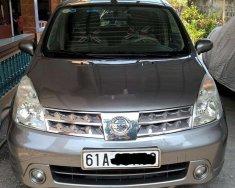 Cần bán Nissan Grand livina đời 2011, màu xám, nhập khẩu nguyên chiếc giá 279 triệu tại Bình Dương