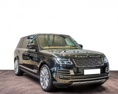 Cần bán LandRover Range Rover SV Autobiography 3.0 sản xuất 2020, màu đen, nhập khẩu giá 13 tỷ 600 tr tại Hà Nội